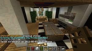 minecraft home interior modern home 2 with interior minecraft project
