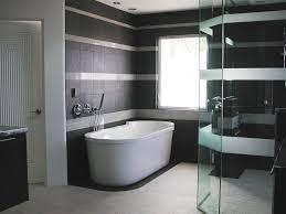 black and white bathroom ideas grey white brown color scheme ideas