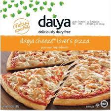 amazon com daiya cheeze lovers pizza 15 7 ounce 8 per case
