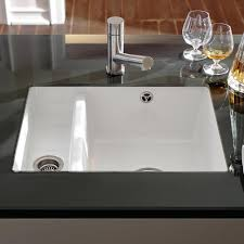 best undermount white kitchen sink australia lowes in porcelain