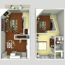 1 Bedroom Loft Apartments by Carolina Crossing Apartments In Rock Hill Sc Capstone Multi