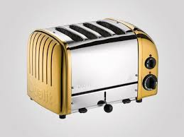 Toaster Reviews 2014 Dualit U0027s Gold Plated Toaster Will Set You Back By A Whopping