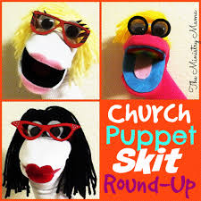 church puppet skits up the ministry