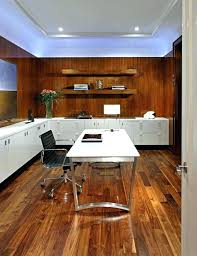 office wood paneling traditional office library by design