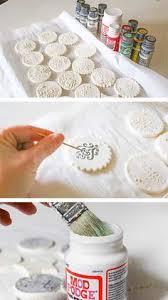 cornstarch baking soda clay that dries like porcelain beautiful