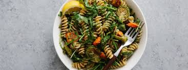 roasted vegetable pasta salad furthermore