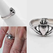 avery claddagh ring best avery heart ring products on wanelo