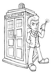 dr coloring pages dont eat paste doctor
