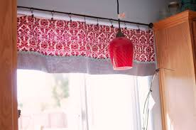 Yellow Gingham Valances by Kitchen Appealing Red Kitchen Valances Fantastic Curtains And