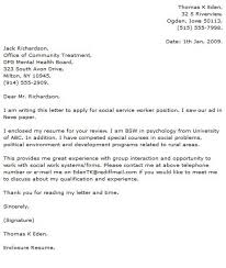 child and youth worker cover letter 105 best resume example