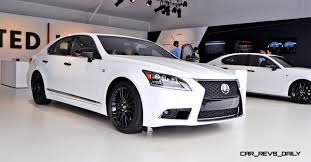lexus rx black 2017 car revs daily com 2015 lexus ls460 f sport crafted line is most