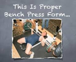 Dumbbell Bench Press Form How To Bench Press More Weight With Proper Technique U2014 Lee