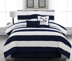 blue and white striped bedding 1375 marvelous blue and white striped bedding 27 for your home design ideas with blue and white