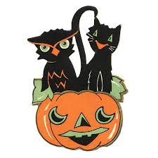 Vintage Halloween Owl by So Spookie