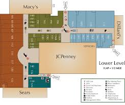 The Golden Girls Floor Plan by Mall Directory St Clair Square