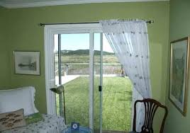 Curtains For Sliding Patio Doors Sliding Patio Door Curtains Teawing Co