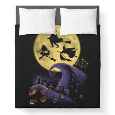 nightmare before salem duvet cover once upon a