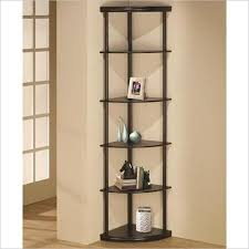 Corner Bookcases With Doors Amazing Bookcases Ideas Corner Free Shipping Narrow In