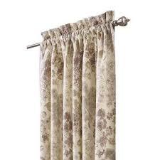 Cotton Drapes Cotton Rod Pocket Curtains U0026 Drapes Window Treatments The