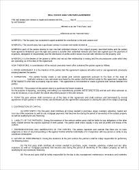 sample joint venture agreement 9 examples in word pdf