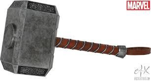 soon you can own thor s hammer mjölnir nerd reactor