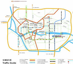 Guangzhou Metro Map by Shenzhen Travel Maps 2010 2011 Printable Metro Subway