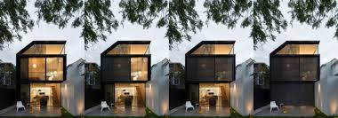 Modern Traditional House Cool Glass Extension Gives Traditional Home A Modern Edge