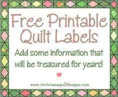 Wedding Quilt Sayings Best 25 Quilt Labels Ideas On Pinterest Quit Baby Image