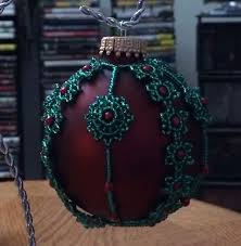 65 best ornaments beaded baubles images on