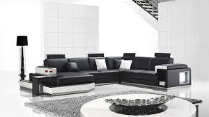 salon canapé cuir salon canape cuir design collection morini design mobilier moss