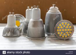 different sizes of cooling for led gu10 bulbs according to the