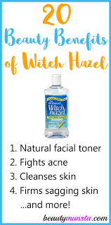 witch hazel for ingrown hair 20 beauty benefits of witch hazel for skin hair more beautymunsta