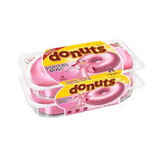 donuts pink panther packx4