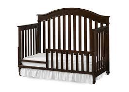 Babi Italia Convertible Crib Evolur Convertible Crib Toddler Guard Rail In