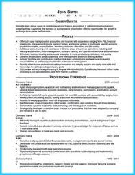 Accountant Resume Samples by Professional Accountant Resume Example Http Topresume Info