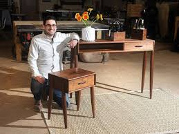 american signature furniture promoted in furniture makers drawn to detroit by space reclaimed materials