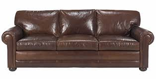 Designer Leather Sofa by Extra Large Deep Seated Leather Oversized Sofa Couch Club Furniture