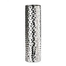 modern silver floor l silver floor vase teamr4v org
