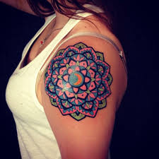 tattoo pictures color 38 colored mandala tattoos collection
