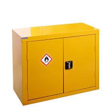 hazardous materials storage cupboards ese direct