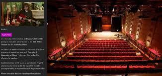 Armchair Theatre Jeff Lynne Elobeatlesforever November 2015