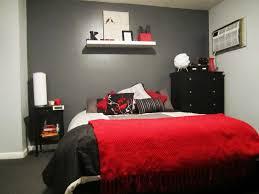 Small Bedroom Gray Walls Gray And Black Bedroom Zamp Co