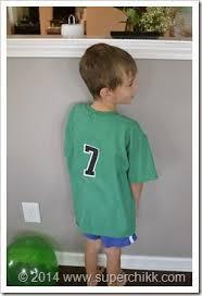 this kid had his birthday superchikk