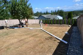 drainage services everett marysville arlington lake stevens
