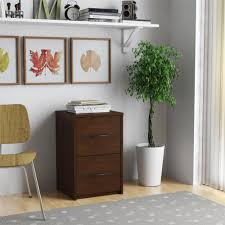 ameriwood furniture core 2 drawer file cabinet brown oak
