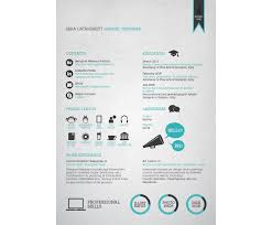 Infographic Resume Creator by Flywheel 7 Inspiring Infographic Resumes