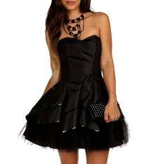 carrie black homecoming dress windsor store dresses pinterest