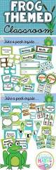Kindergarten Classroom Floor Plan by Best 20 Frog Theme Classroom Ideas On Pinterest Frog Theme