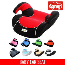 car seat singapore qoo10 ganen ssm safety booster seat for infant baby safe car