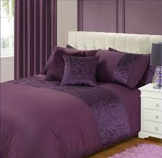 Plum Bed Set Best Purple Bedding With New Design Naindien